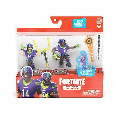 Fortnite Battle Royale Collection Spike - Strong Guard 2 Pack of Action Figures