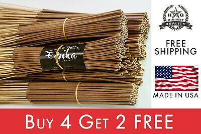 INCENSE STICKS - 100 Sticks Bundle - Premium Quality - Hand Dipped - Infused
