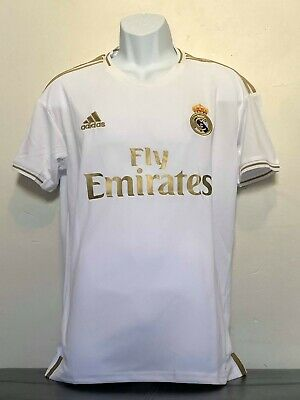 Adidas Real Madrid Home Jersey 19-20 S M L