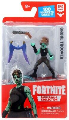 FORTNITE BATTLE ROYALE COLLECTION 2 ACTION FIGURE - GHOUL TROOPER RARE