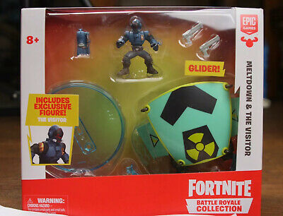 Fortnite Battle Royale Collection Meltdown The Visitor 2 Inch Vehicle Figure