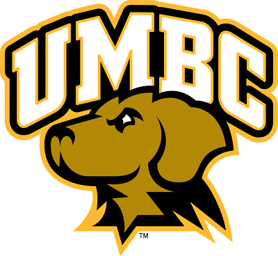 UMBC Retrievers 4 Inch NCAA Color Die-Cut Decal  Sticker Free Shipping