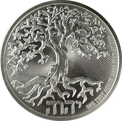 2020 NI Silver Tree of Life 1 oz Coin