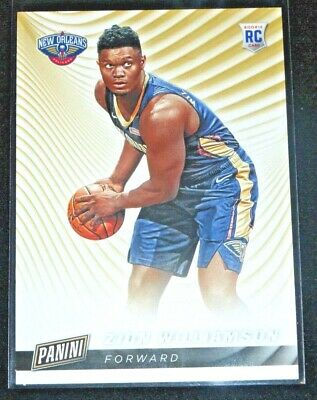 2019 PANINI CYBER MONDAY ZION WILLIAMSON ROOKIE RC RC1 New Orleans PELICANS