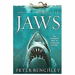Jaws A Novel by Benchley Peter