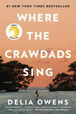 Where the Crawdads Sing 2018 by Delia Owens - FAST SHIPPING ✔️