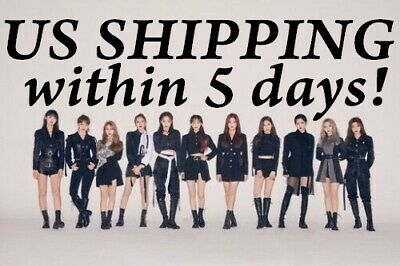 US SHIPPING Monthly Girl Album SELECT CD-PhotoBook-Card