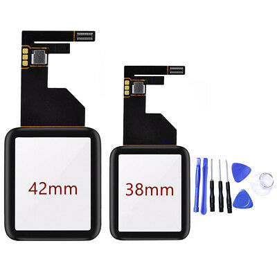 Front Lens Glass Touch Screen Digitizer for Apple Watch Series 1 38mm 42mm