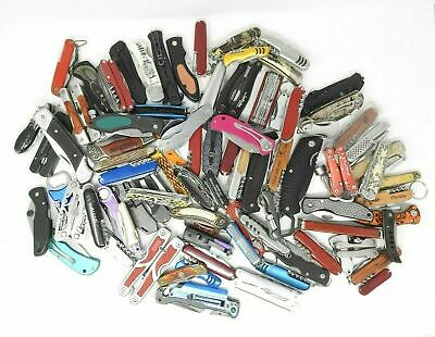 Wholesale Lot of Pocket Knives - Multi-Tools - 18 per Pound