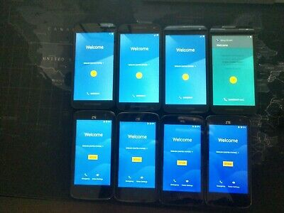 Cell phone lot MOTO G ZTE