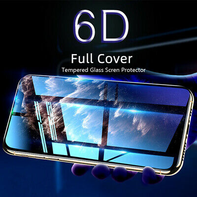 For iPhone 12Pro MaxMini11 Full Cover Tempered Glass Screen Protector Camera