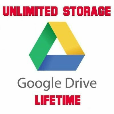 ✅ Unlimited Google Drive account with aleatory username INSTANT DELIVERY ✅