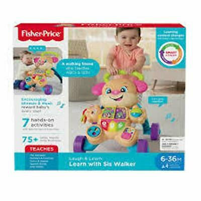 Fisher-Price Laugh - Learn Smart Stages Learn with Sis Walker