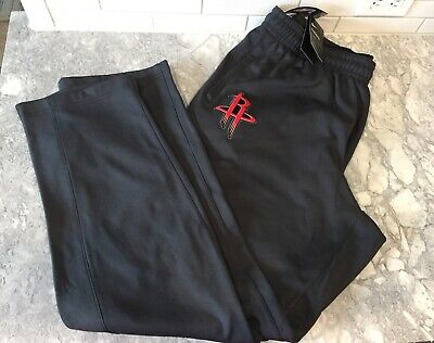 Nike NBA HOUSTON ROCKETS AUTHENTIC THERMA SWEATPANTS 100 SIZE 4XL-T NEW