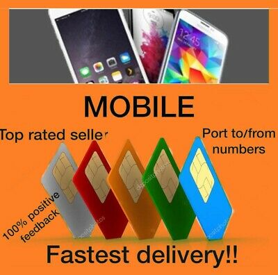 3 BOOST 📱☎️ NUMBER NUMBERS FOR TO PORT 5-30MIN FAST DELIVERY- ANY QTY Port Ease