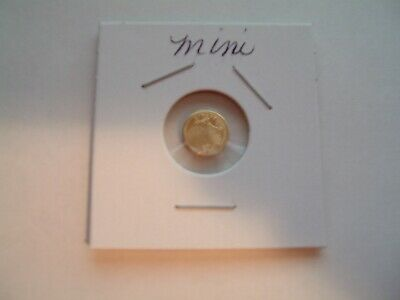 1907 MINI ST GAUDENS COIN 12 GRAM BULLION FREE SHIPPING DISCOUNT