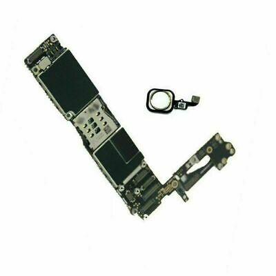 For iPhone 6S6 Plus 64GB16GB -Touch ID Motherboard Main Board Unlocked Repair