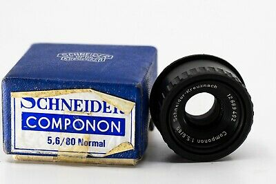 Schneider-Kreuznach Componon 5.6 / 80mm Enlarger Lens