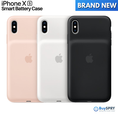 Genuine Apple Smart Battery ⚡ Charging Case for 🍎 iPhone X - XS - Brand New