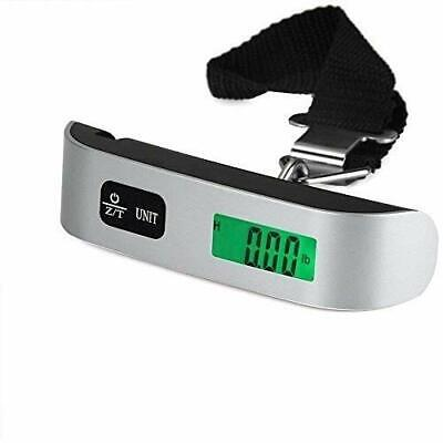 Luggage Scale Handheld Portable Electronic Digital Travel 110LBS 5Core LSS004