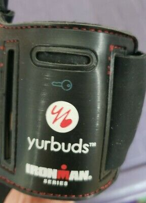 Ironman Yurbuds Carrier holder armband for telephone or ipod
