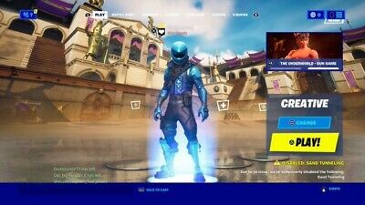 RARE FN ACC WITH IKONIK  HONOR GUARD  AND STEALTH REFLEX READ DESCRIPTION