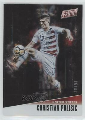 2019 Fathers Day Panini Collection Holofoil 50 Christian Pulisic CP