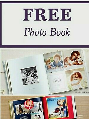 Shutterfly 8X8 Hard Cover Photo Book - Storytelling Style Code exp 73121