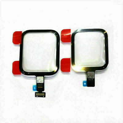 Top Glass Touch Screen Digitizer Replacement For iWatch Series SE 40mm 44mm Size