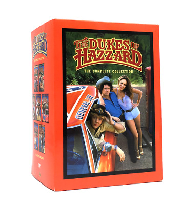 Dukes of Hazzard The Complete Series Seasons 1-7 Collection DVD Box Set Sealed!