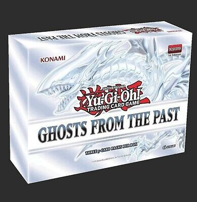 YuGiOh Ghosts from the Past Mini Box PRE SALE SHIP 4162021