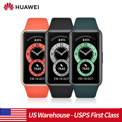 Huawei Band 6 1-47 Fitness Tracker 24H SpO2 Monitor 96 Workout Modes