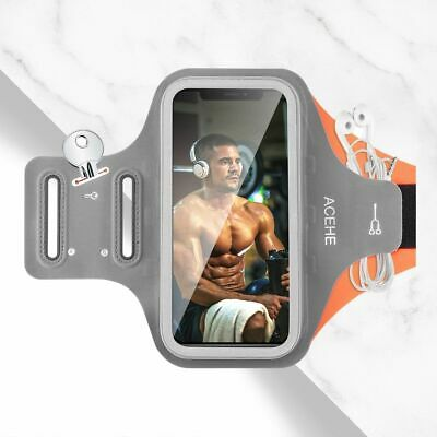 Running Phone Armband Up to 6-4 with Key and Card Holder for iPhone 12 Pro