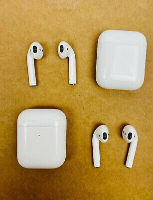 Apple AirPods 2nd Generation ⚡ Right Left or Charging Case Box Replacement Only