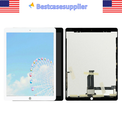 For iPad Pro 12-9 1st 2015 A1584 A1652 LCD Display Touch Screen Digitizer New