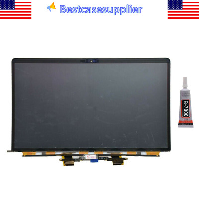 For Macbook Pro 2016 2017 A1706 A1708 LCD Display Screen Panel Replacement QC