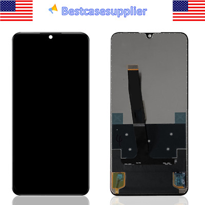LCD Display Touch Screen Digitizer For Huawei P30 Lite MAR-L01A L21A LX1A LX1M