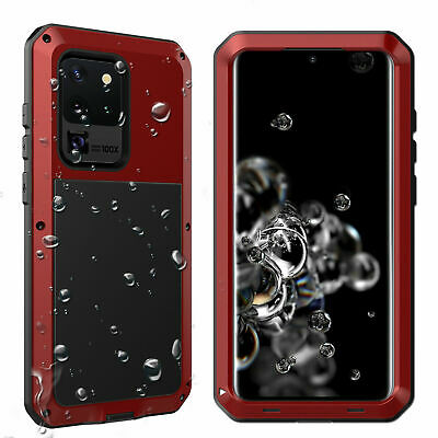 For Samsung Note 20 Ultra Note10- 8 9 Heavy Duty Shockproof Wireless Charge Case