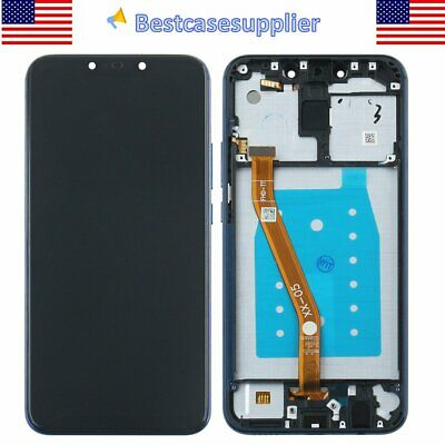 LCD Display Touch Screen Digitizer Frame For Huawei Mate 20 Lite SNE-LX3 SNE-LX1