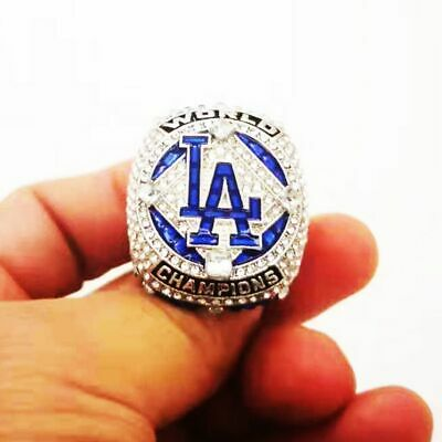 Replacement OFFICIAL Los Angeles Dodgers World Series Championship Ring