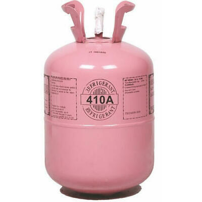 25 lb R410A 410a  refrigerant new factory sealed- FREE SAME DAY SHIPPING BY 3pm
