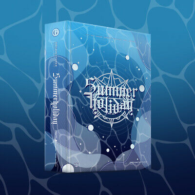 DREAMCATCHER - Summer Holiday Limited Editon G ver- CD-180pPhotobook-Free Gift