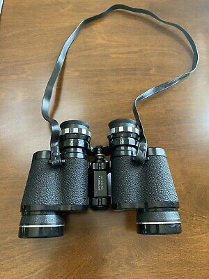 Gemini Binoculars Model 435 7x35 Extra Wide Angle Vintage Excellent Condition