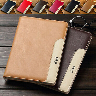 For iPad 2 3 4 5 6th 9-7 7 8th 10-2Mini Air Smart Leather Stand Case Cover