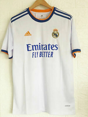 20212022 FC Real Madrid Football Jersey for Men Home shirt for Adult