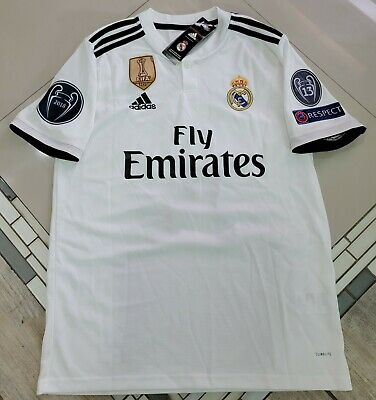 Real Madrid Home Jersey 20182019 size Small Modrić10