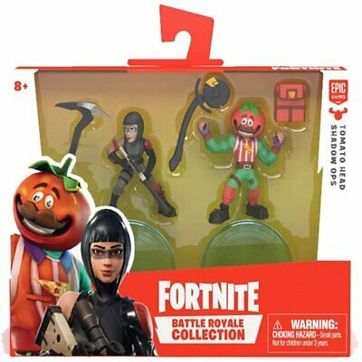 FORTNITE BATTLE ROYALE COLLECTION TOMATO HEAD - SHADOW OPS