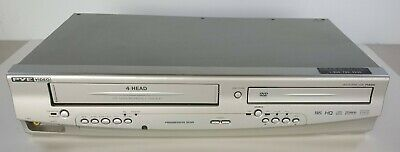 PYE Video PY840G DVDVCR Combo Player Tested Nice NO REMOTE