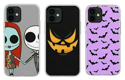 Halloween Autumn Phone Case Printed on iPhone Samsung Huawei Mobile Cover