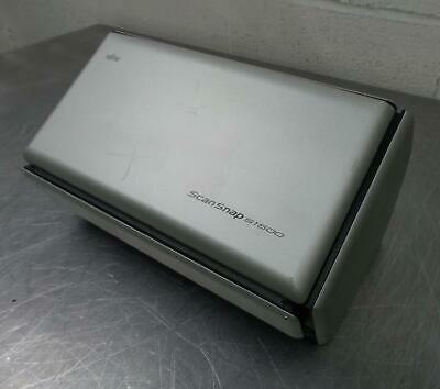 Fujitsu S1500 ScanSnap Document Scanner 124 Scan Count